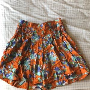 Super cute summer skort with pockets